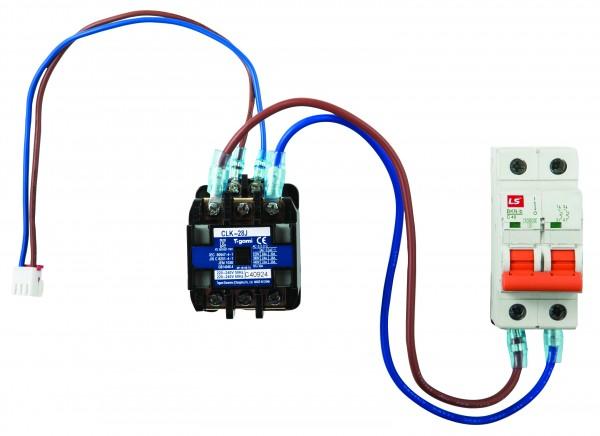 LG-PHLTC 3-fase Boilerkit voor LG Therma V Split unit