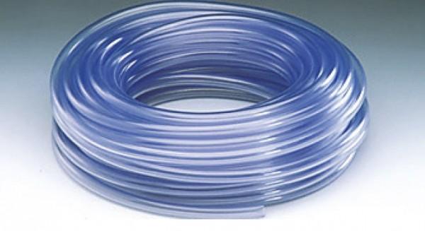 AKTIE 2021 Transparante PVC slang binnen diameter 6mm, rol 50 meter